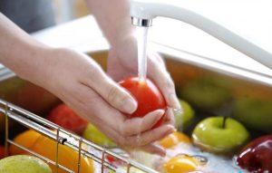 Продукты для употребления должны быть тщательно вымыты и термически обработанны.