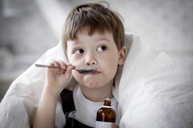 После того, как острый период болезни прошел, препарат продолжают принимать в поддерживающей дозе