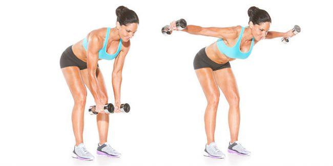 Тяга штанги в наклоне – это пожалуй одно из самых эффективных упражнений для тренировки спины