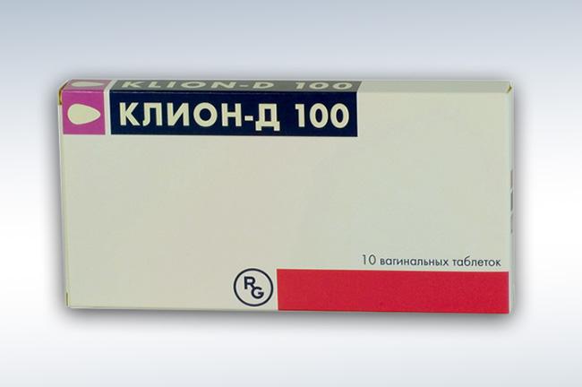 Свечи Клион-Д - препарат с антибактериальным, противопротозойным и противогрибковым действием для местного применения в гинекологии