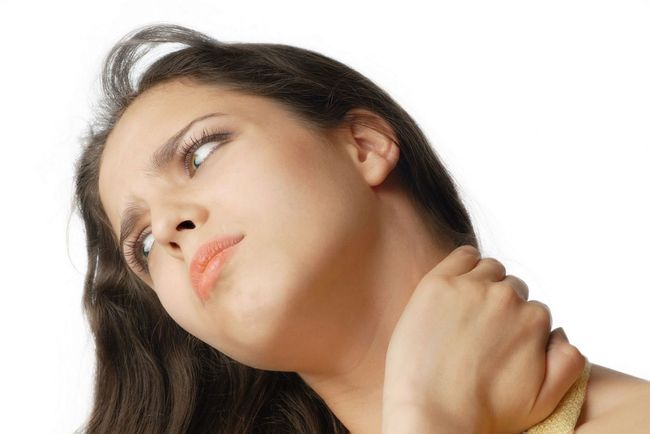 Лимфаденит - воспаление лимфоузлов на шее
