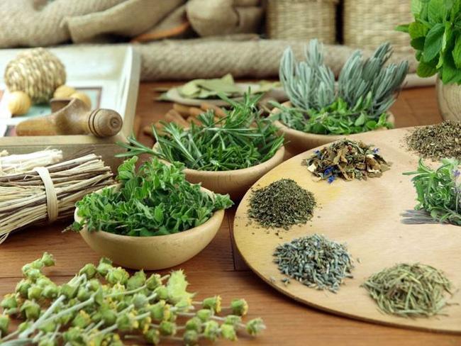 Травяные отвары - действенное средство при вздутии живота