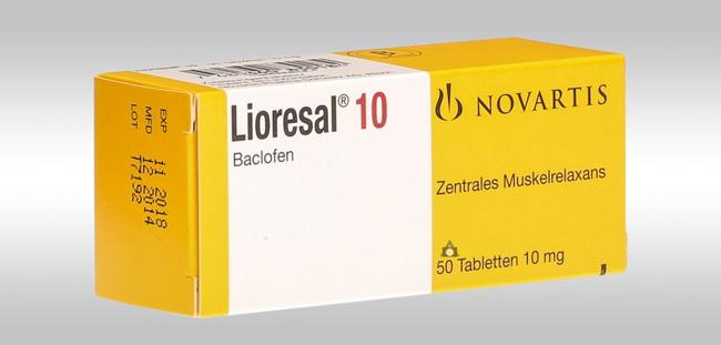 Лиорезал – предназначенный для лечения повышенного тонуса мышц при рассеянном склерозе, менингите, черепно-мозговых травм и детского церебрального паралича, выпускают препарат в форме таблеток