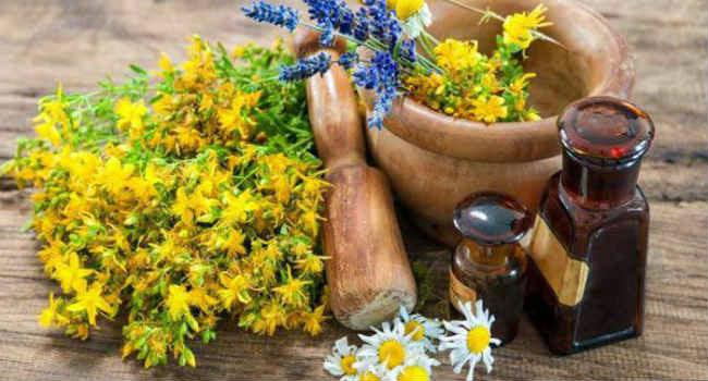 Масло зверобоя используется при ранах и ожогах